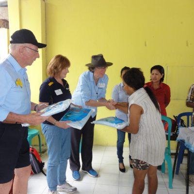 2017-RAM Volunteers in Timor Leste
