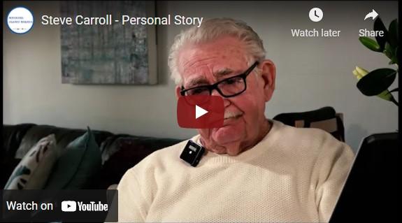 Steve Carroll's Personal Story